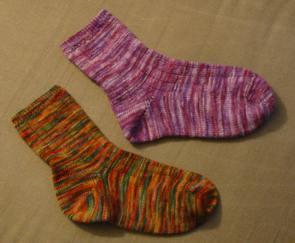 Koigu Socks